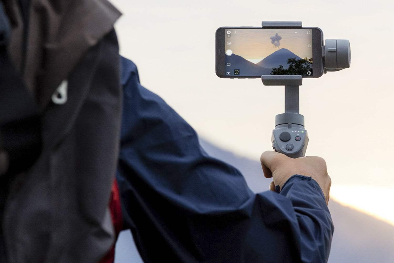 Gimbal, czyli stabilizator do telefonu – nagrywaj filmy bez drgań!