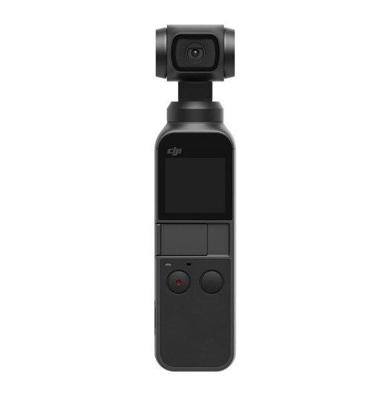 Kamera z wbudowanym gimbalem
