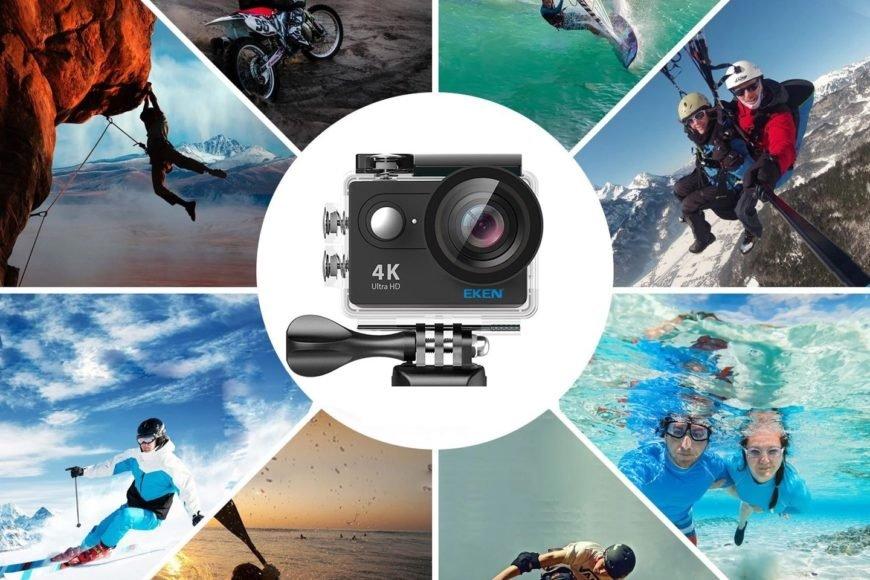 Jaką kamerkę sportową kupić Subiektywny ranking kamer sportowych