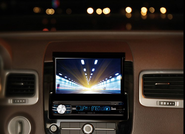 Radio samochodowe Vordon będzie idealnie dopasowane to twojego samochodu