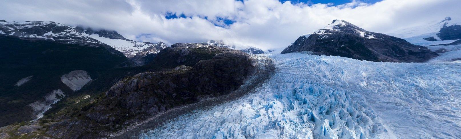 Piękne zdjęcia 180 stopniowe z Dji mavic air