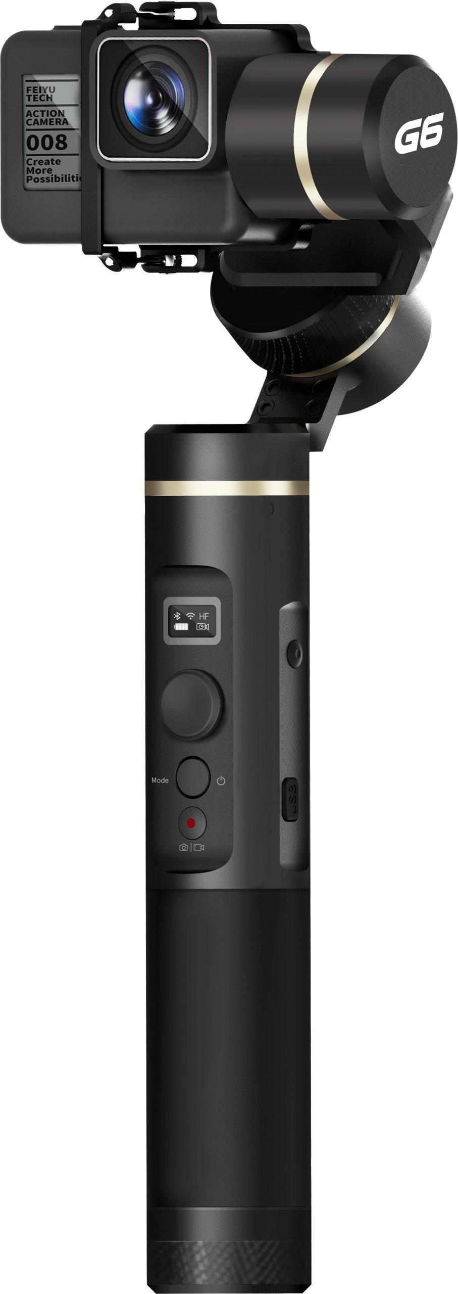 GoPro Hero 6 / Hero 5 / Hero 4 / Hero 3+ / Hero 3 / Yi 4K / AEE oraz innymi kamerami o podobnych wymiarach.