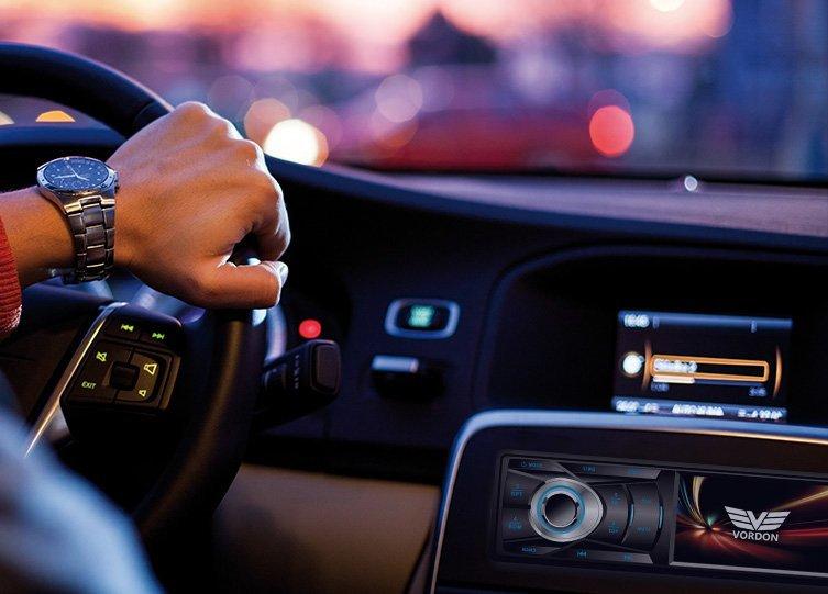 Droższa opcja, czyli radio samochodowe