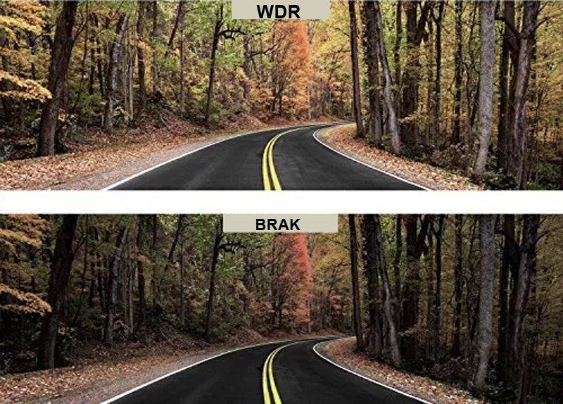 WDR (Wide Dynamic Range - Szeroki zakres dynamiki)