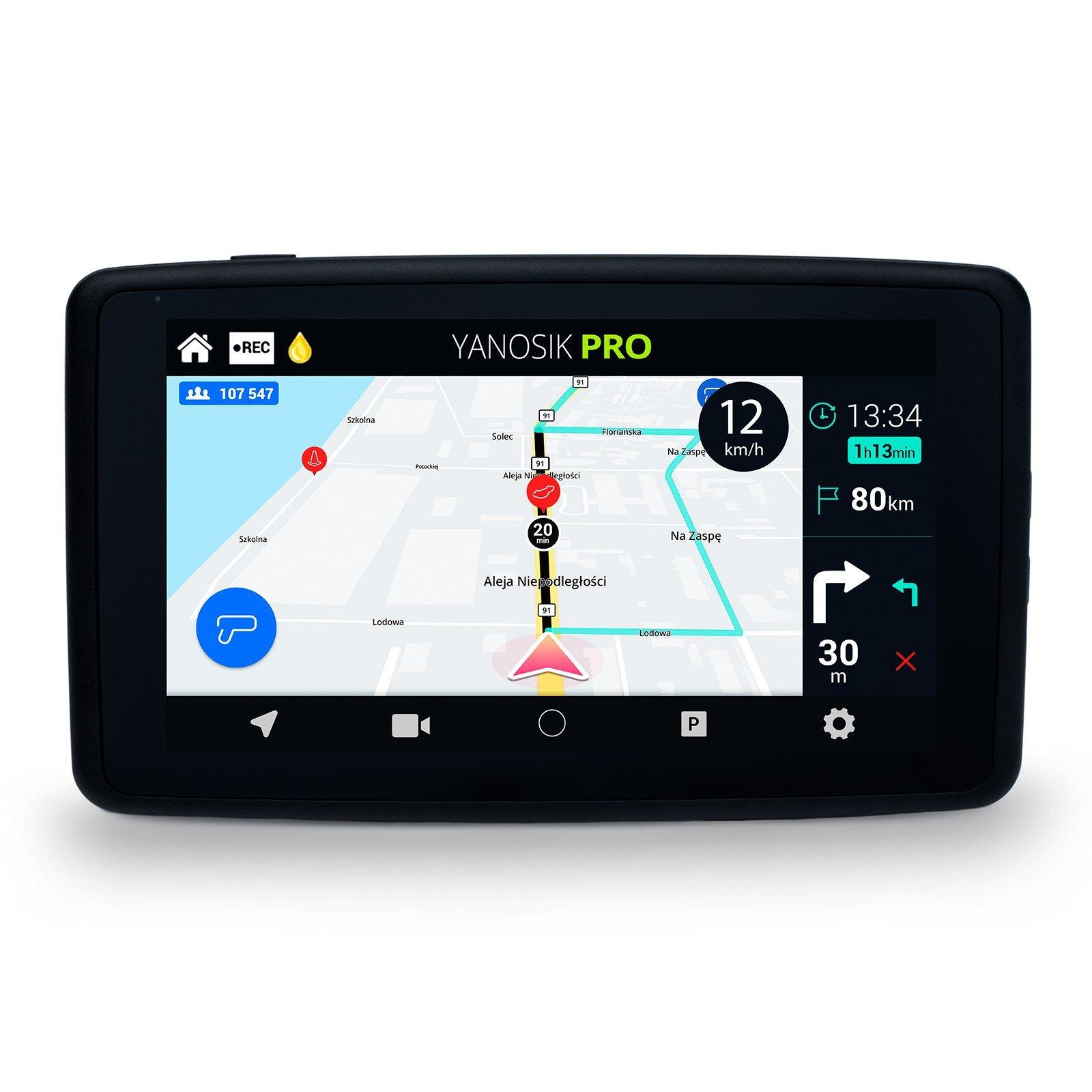 Yanosik – aplikacja, którą pokochali kierowcy
