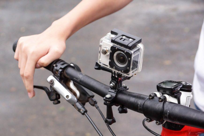 Kamera rowerowa – czym powinna charakteryzować się kamera dla rowerzysty?