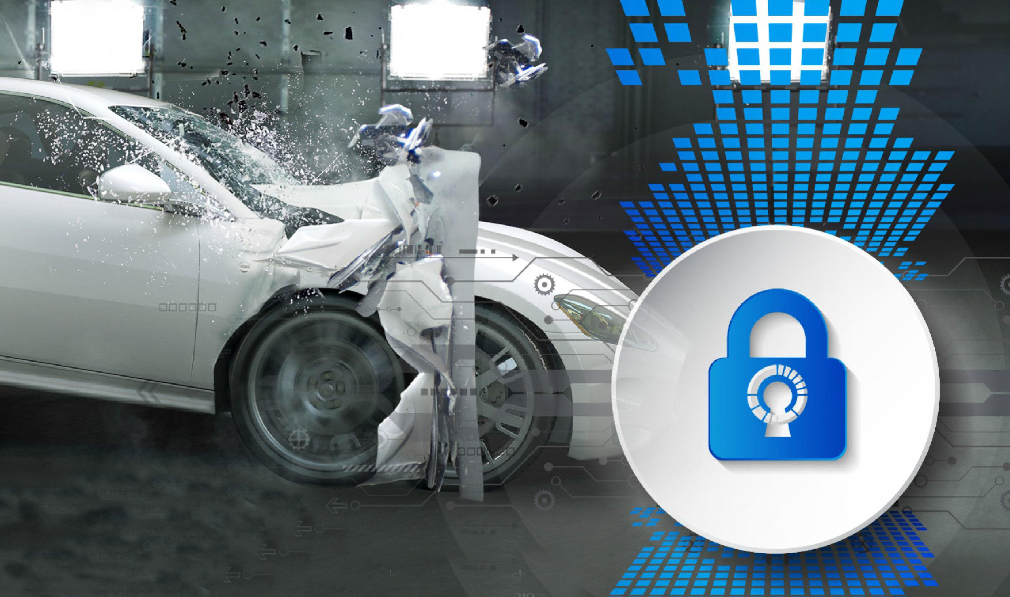 Funkcja G-sensor odpowiada za zabezpieczenie kluczowych danych w momencie kolizji lub nagłego hamowania.