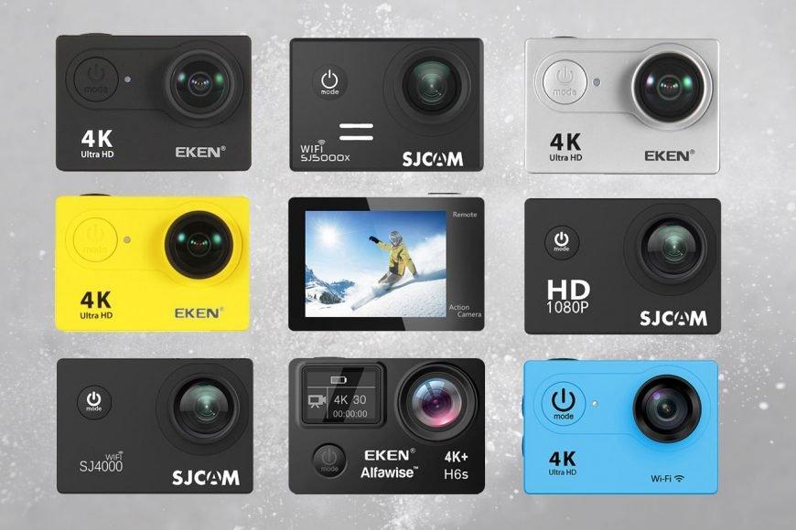 kamery sportowe do 300zł