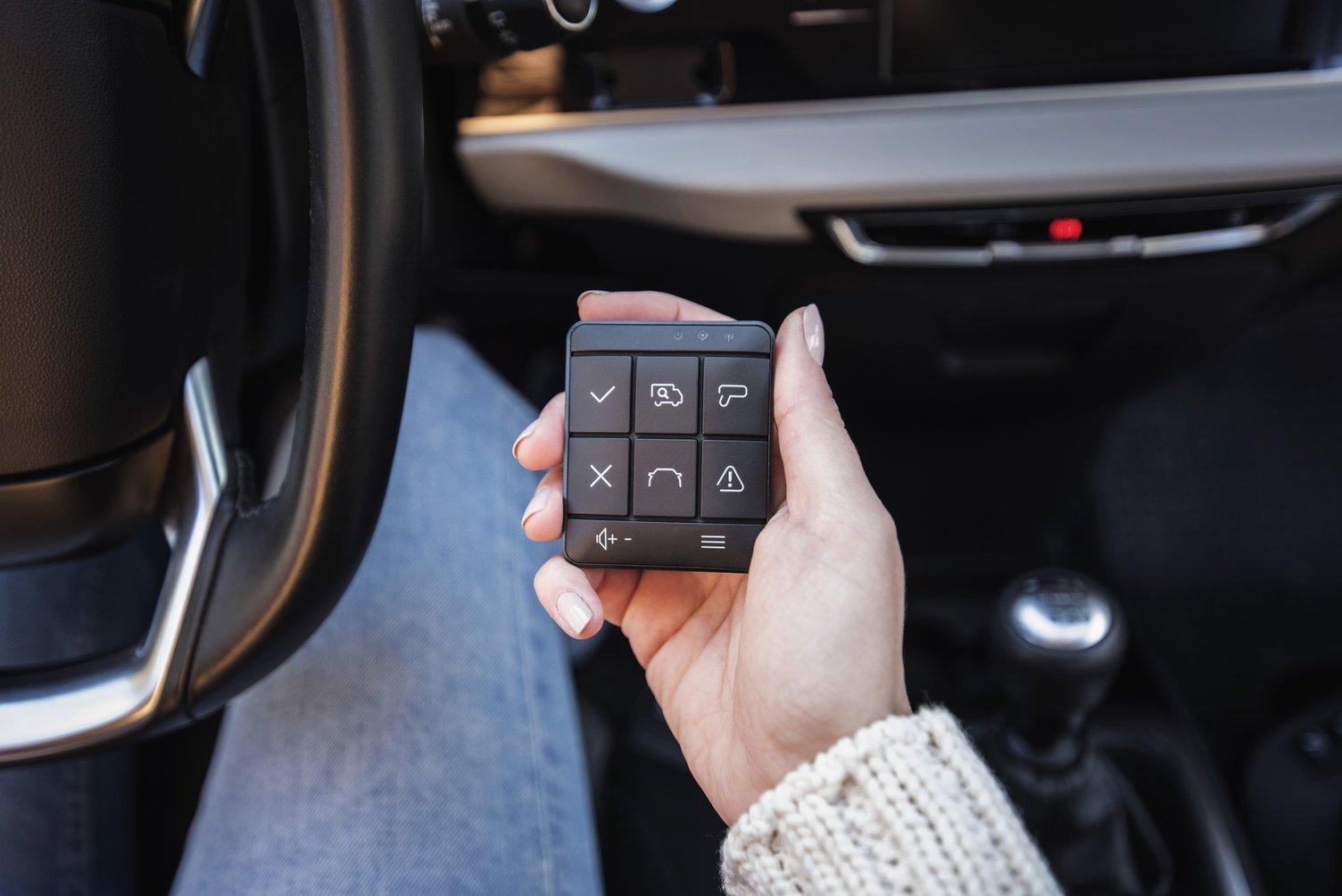 Możesz gadać bez końca, prowadzisz rozmowy podczas jazdy