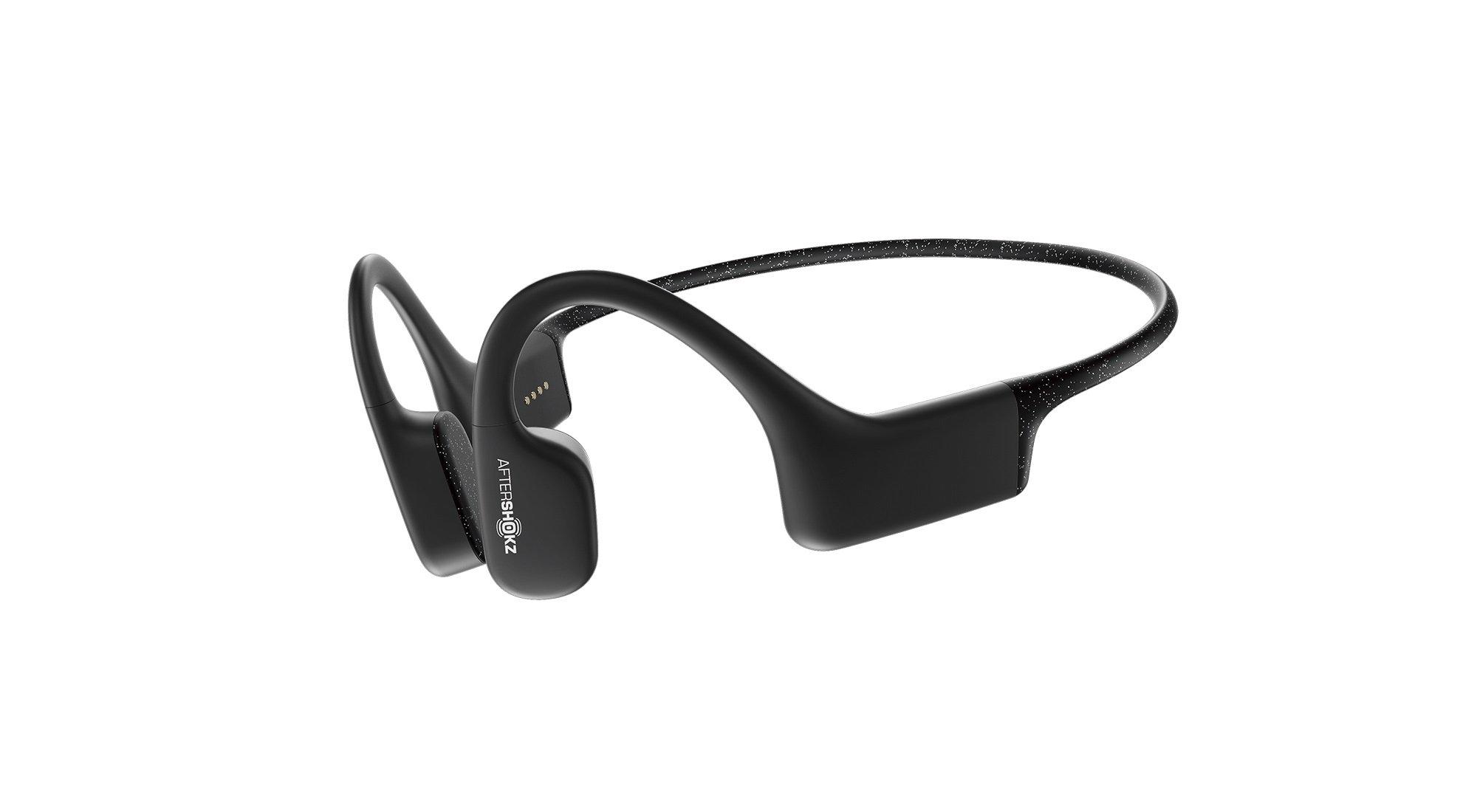 Słuchawki wodoszczelne z wbudowanym odtwarzaczem MP3