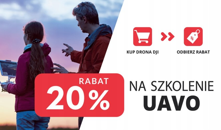 rabat -20% na Szkolenie UAVO