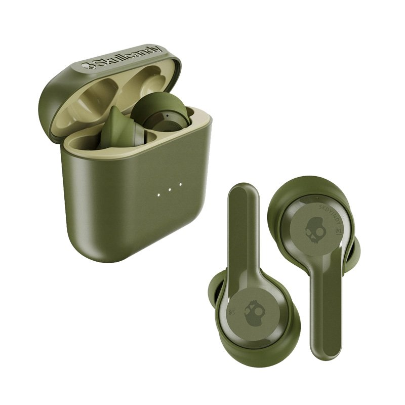 Słuchawki bluetooth Skullcandy INDY Green True Wireless