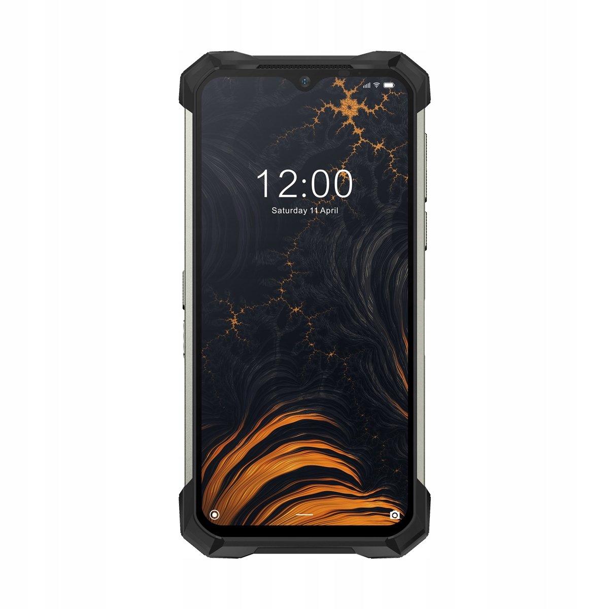 Smartfon DOOGEE S88 Pro 6GB 128GB Czarny