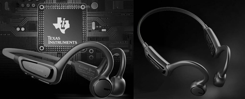 Bezprzewodowe kostne słuchawki