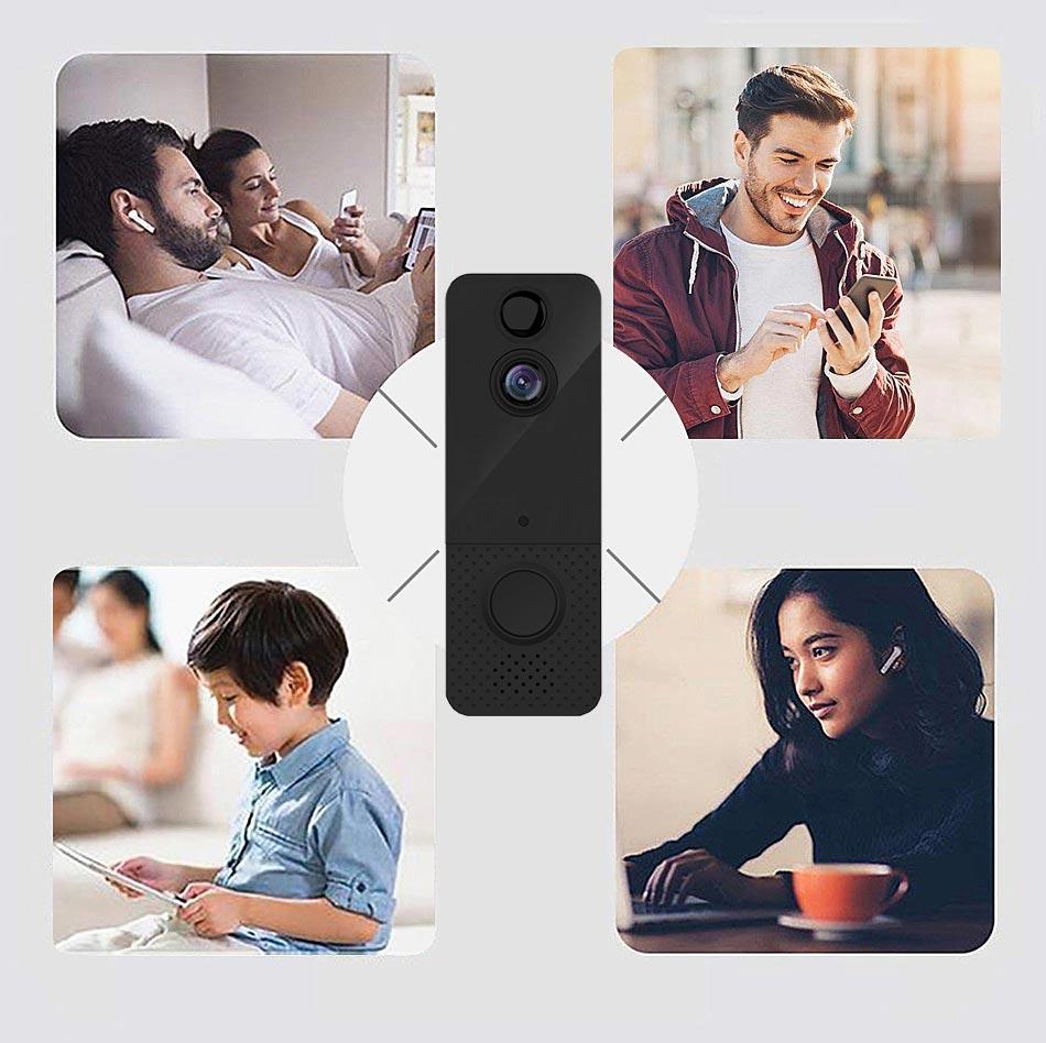Video Doorbell T8 -  opiekun twojego domu!